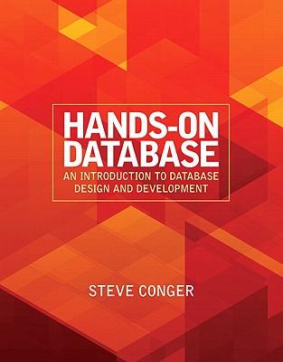 Hands-on Database - Conger, Steve
