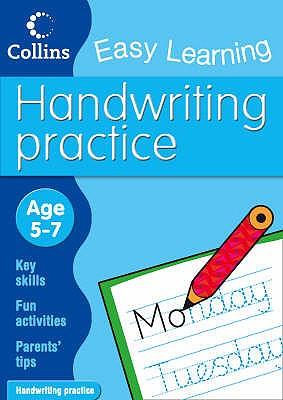 Handwriting Practice -