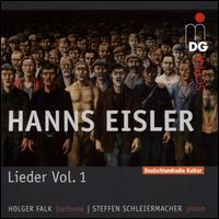 HANNSEISLERLIEDERVOL1 - Holger Falk (baritone); Steffen Schleiermacher (piano)