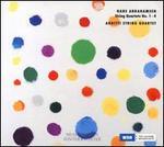 Hans Abrahamsen: String Quartets No. 1-4