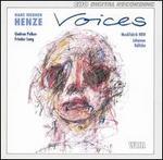 Hans Werner Henze: Voices