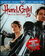 Hansel and Gretel: Witch Hunters [3D] [Blu-ray/DVD] [UltraViolet] [Includes Digital Copy] - Tommy Wirkola