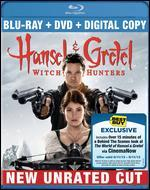 Hansel & Gretel: Witch Hunters [Unrated] [Blu-ray/DVD] [Includes Digital Copy]