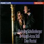 Hansjörg Schellenberger & Margit-Anna Süß: Duo Recital