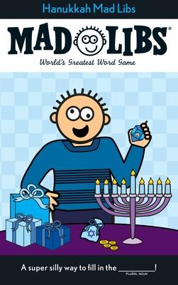 Hanukkah Mad Libs - Price, Roger (Creator)