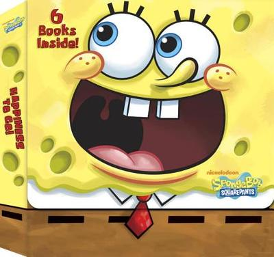 Happiness to Go! (Spongebob Squarepants) - Random House (Illustrator)