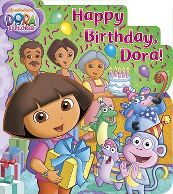 Happy Birthday, Dora! - Valdes, Valerie Walsh, and Roper, Robert (Illustrator), and Michaels, Diana (Adapted by)