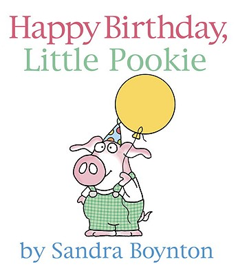 Happy Birthday, Little Pookie - Boynton, Sandra