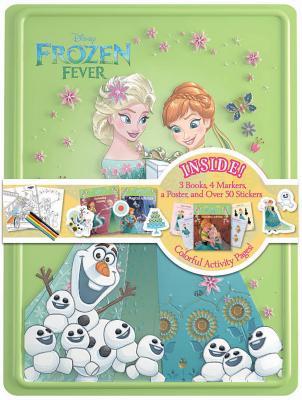 Happy Tin: Frozen Fever (Disney Frozen) - Parragon Books Ltd