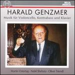 Harald Genzmer: Musik f�r Violoncello, Kontrabass und Klavier