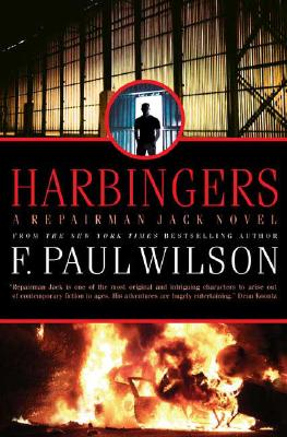 Harbingers - Wilson, F Paul