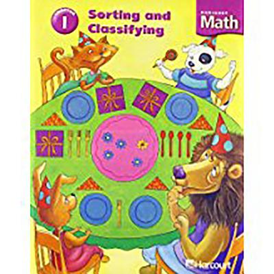 Harcourt School Publishers Math California: Student Edition Chapter Book Grk 2002 - HSP, and Harcourt School Publishers (Prepared for publication by)
