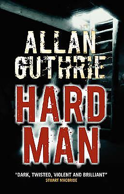 Hard Man - Guthrie, Allan