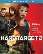 Hard Target 2 [Includes Digital Copy] [Blu-ray/DVD] [2 Discs] - Roel Reiné