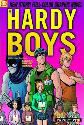 Hardy Boys 18: DANGER Spells the Hangman - Lobdell, Scott