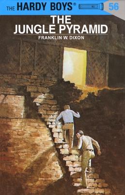 Hardy Boys 56: The Jungle Pyramid - Dixon, Franklin W