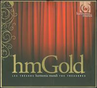 Harmonia Mundi: The Treasures - Agnès Mellon (soprano); Alain Planès (piano); Alfred Deller (counter tenor); Andreas Scholl (counter tenor);...