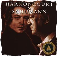 Harnoncourt & Schumann - Deon Van der Walt (tenor); Gidon Kremer (violin); Marjana Lipovsek (vocals); Martha Argerich (piano); Oliver Widmer (vocals);...
