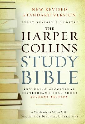 HarperCollins Study Bible-NRSV-Student - Attridge, Harold W, and Meeks, Wayne A, Professor (Editor), and Bassler, Jouette M (Editor)
