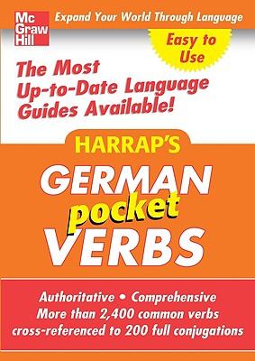 Harrap's German Pocket Verbs - Harrap