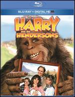 Harry and the Hendersons [Includes Digital Copy] [Blu-ray]