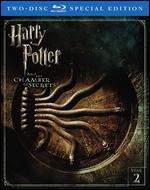 Harry Potter and the Chamber of Secrets [Blu-ray] [2 Discs]