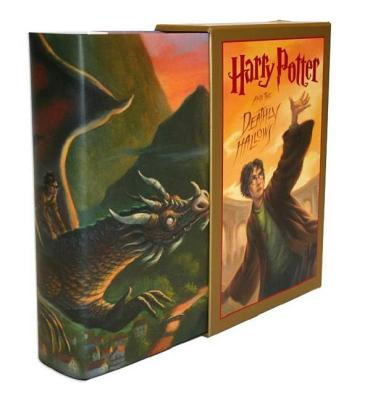 Harry Potter and the Deathly Hallows - Deluxe Edition, Volume 7 - Rowling, J K