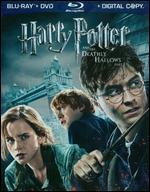 Harry Potter and the Deathly Hallows, Part 1 [3 Discs] [Includes Digital Copy] [Blu-ray/DVD]