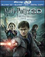 Harry Potter and the Deathly Hallows, Part 2 [Includes Digital Copy] [French] [3D] [Blu-ray/DVD] - David Yates