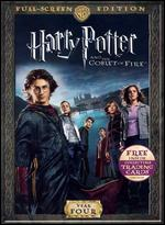 Harry Potter and the Goblet of Fire [P&S] [With Collector's Trading Cards] - Mike Newell