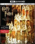 Harry Potter and the Half-Blood Prince [4K Ultra HD Blu-ray]
