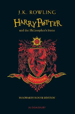 Harry Potter and the Philosopher's Stone - Gryffindor Edition - Rowling, J. K.