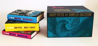 Harry Potter: The Complete Collection - Rowling, J. K.
