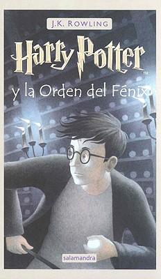 Harry Potter y la Orden del Fenix - Rowling, J K