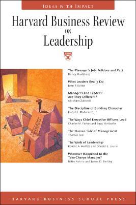 Harvard Business Review on Leadership -