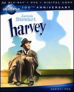 Harvey [2 Discs] [Includes Digital Copy] [Blu-ray/DVD]