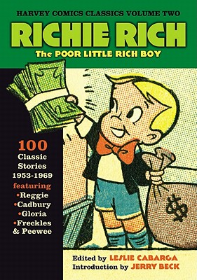 Harvey Comics Classics Volume 2: Richie Rich - Jacobsen, Sid