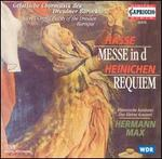 Hasse: Messe in d; Heinichen: Requiem