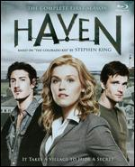Haven: The Complete First Season [4 Discs] [Blu-ray]