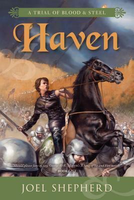 Haven - Shepherd, Joel