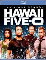 Hawaii Five-0: The First Season [6 Discs] [Blu-ray]