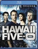 Hawaii Five-0: The Second Season [5 Discs] [Blu-ray]