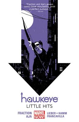 Hawkeye Little Hits - Fraction, Matt (Text by)