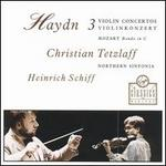 Haydn: 3 Violin Concertos