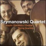 Haydn, Bacewicz, Dvorák: String Quartets