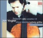 Haydn: Cello Concertos Nos. 1-3