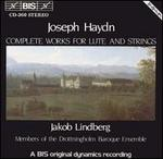 Haydn: Complete Works for Lute & Strings