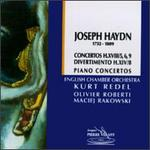 Haydn: Concertos for Piano and Orchestra, in G major