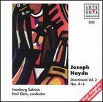 Haydn: Divertimenti, Nos. 4-6