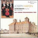 Haydn: Divertimentos (String Trios) Nos. 1, 2, 3, 4, & 8